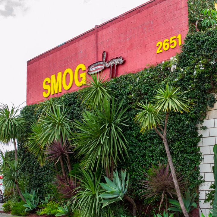 Smog Shoppe Los Angeles